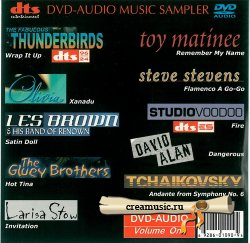 VA - Music Sampler: Volume One (2001) DVD-Audio
