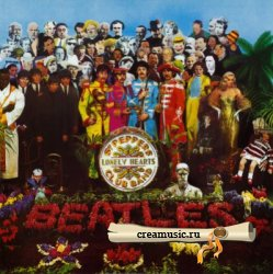 The Beatles - Sgt Pepper&#039;s Lonely Hearts Club Band (1967) <strong>DTS 5.1</strong> [remastered]