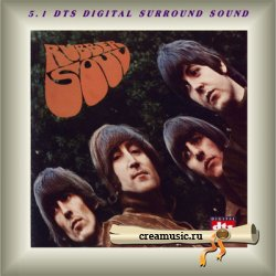 The Beatles - Rubber Soul (1965) DTS-CD 5.1