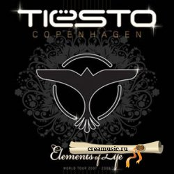 DJ Tiesto - Elements of Life World Tour (Copenhagen) Part 2 (2009) DTS 5.1
