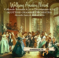 Mozart - Colloredo Serenade K.203 and Divertimento K.251 (2008) DVD-Audio