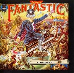 Elton John - Captain Fantastic and the Brown Dirt Cowboy (2004) <strong>DVD-Audio</strong>