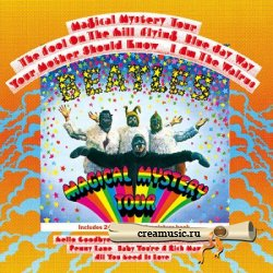 The Beatles - Magical Mystery Tour (1967) <strong>DVD-Audio</strong>