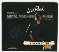 Lou Reed - Metal Machine Music (1975) <strong>Audio-DVD</strong>