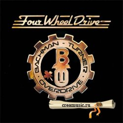 Bachman Turner Overdrive - Four Wheel Drive (1975) <strong>DVD-Audio</strong>