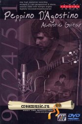 Peppino D'Agostino - Acoustic Guitar (2002) DVD-Audio