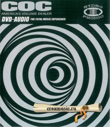 Corrosion of Conformity - America's Volume Dealer (2000) DVD-Audio
