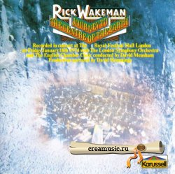 Rick Wakeman - Journey To The Center Of The Earth (1974) DTS 5.0