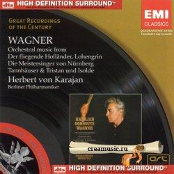 Berliner Philharmoniker - Herbert von Karajan - Richard Wagner (2008) DTS 4.0