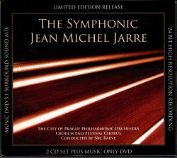 Jean Michel Jarre (Nic Raine) - The Symphonic (2006) Audio-DVD
