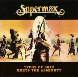Supermax - Types Of Skin (1980) DTS-ES 6.1 Upmix