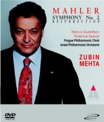Gustav Mahler - Symphony No.2 - Resurrection (2001) DVD-Audio