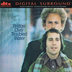 Simon & Garfunkel - Bridge Over Troubled Water (1972) DTS 4.1