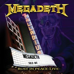 Megadeth - Rust In Peace (Live) (2010) DTS 5.1
