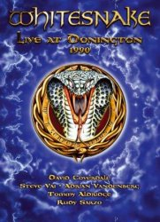 Whitesnake - Live at Donington 1990 (2011) DVD-Video