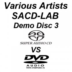 VA - SACD-LAB Demo Disc 3 (2008) DVD-Audio