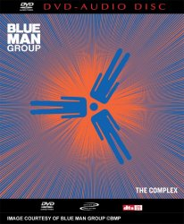 Blue Man Group - The Complex (2004) DVD-Audio