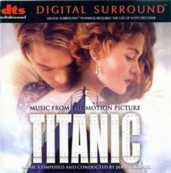 James Horner - Music from Titanic (1998) DTS 5.1