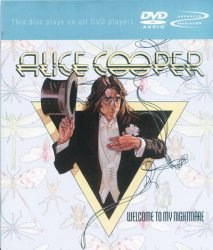 Alice Cooper - Welcome to my Nightmare (2001) DVD-Audio