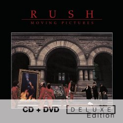 Rush - Moving Pictures (2011) DVD-Audio