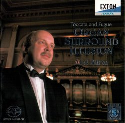 Ales Barta - Toccata and Fugue. Organ surround illusion (2001) DTS 5.0