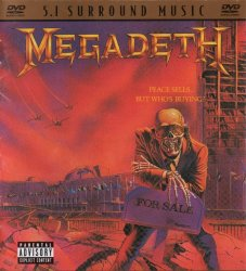 Megadeth - Peace Sells...But Whos Buyng? (2004) DVD-Audio + DTS 5.1