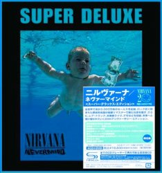 Nirvana - Nevermind (Super Deluxe Box Set) (2011) DVD-Video