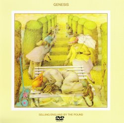 Genesis - Selling England By the Pound (2008) DVD-Audio