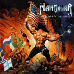Manowar - Warriors of the world (2002) DVD-Audio