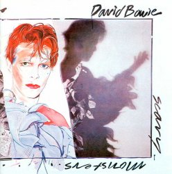 David Bowie - Scary Monsters (2002) DTS 5.1