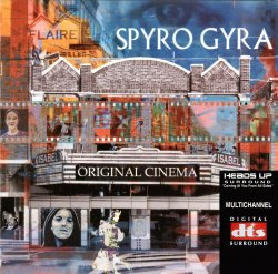 Spyro Gyra - Original Cinema (2003) DTS 5.1
