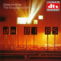 Depeche Mode - The Singles 81>85 (2010) DTS 5.1 Upmix