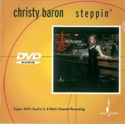 Christy Baron - Steppin' (2001) DVD-Audio