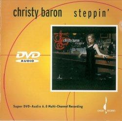 Christy Baron - Steppin' (2001) DVD-Audio