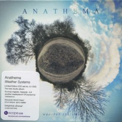 Anathema - Weather Systems (2012) Audio-DVD + FLAC 5.1 + DVD-Audio
