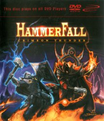 Hammerfall - Crimson Thunder (2002) DVD-Audio