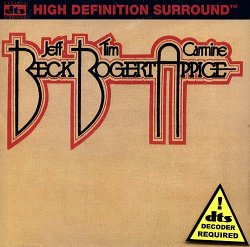 Jeff Beck, Tim Bogert & Carmine Appice - Beck, Bogert & Appice (2005) DTS 5.1