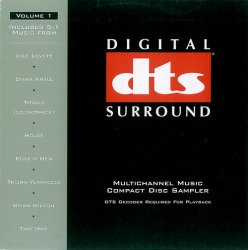 VA - DTS Multichannel Music Compact Disc Sampler Vol.1 (1999) DTS 5.1