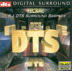 VA - Telarc Surround Sampler (1998) DTS 5.1