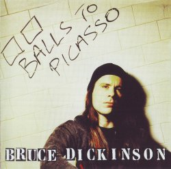 Bruce Dickinson - Balls To Picasso (2004) DVD-Audio
