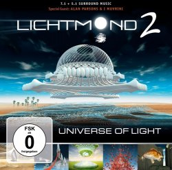 Giorgio and Martin Koppehele - Lichtmond 2: Universe of Light (2012) DVD-Video
