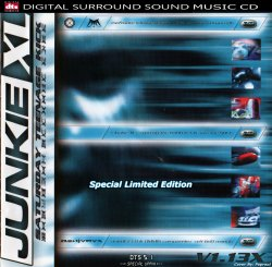 Junkie XL - Saturday Teenage Kick (Special Limidet Edition) (1998) DTS 5.1 Upmix