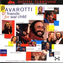 Pavarotti and Friends - For War Child (2001) DTS 5.1