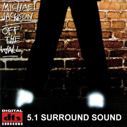 Michael Jackson - Off The Wall (1979) DTS 5.1 Upmix