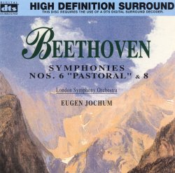 London Symphony Orchestra - Beethoven - Symphonies No. 6 and 8 (1978) DTS 4.0