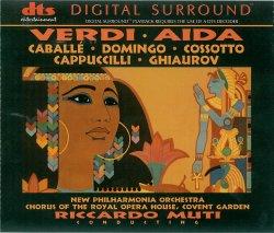 Riccardo Muti - Giuseppe Verdi - Aida [3 DTSCD] (1998) DTS 5.1