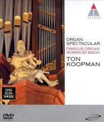 Ton Koopman / J.S.Bach - Organ Spectacular (2001) DVD-Audio