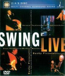 Bucky Pizzarelli - Swing Live (2001) DVD-Audio
