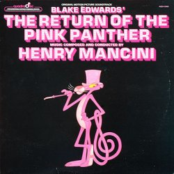 Henry Mancini - Blake Edwards' The Return of The Pink Panther (1975) DTS 4.1