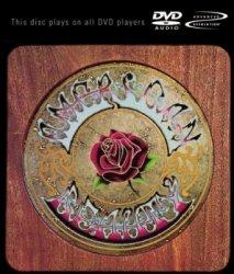 Grateful Dead - American Beauty (2001) DVD-Audio